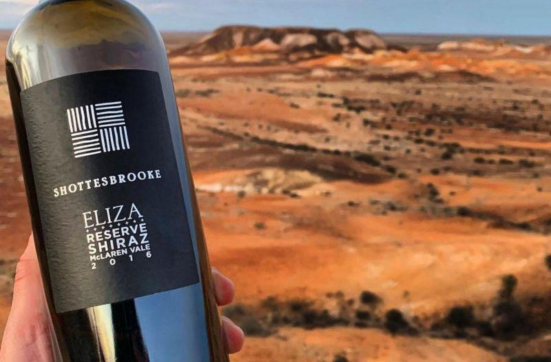 Photo for: Shottesbrooke Reserve Series 'Eliza' Shiraz Wins Best Wine Of The Year