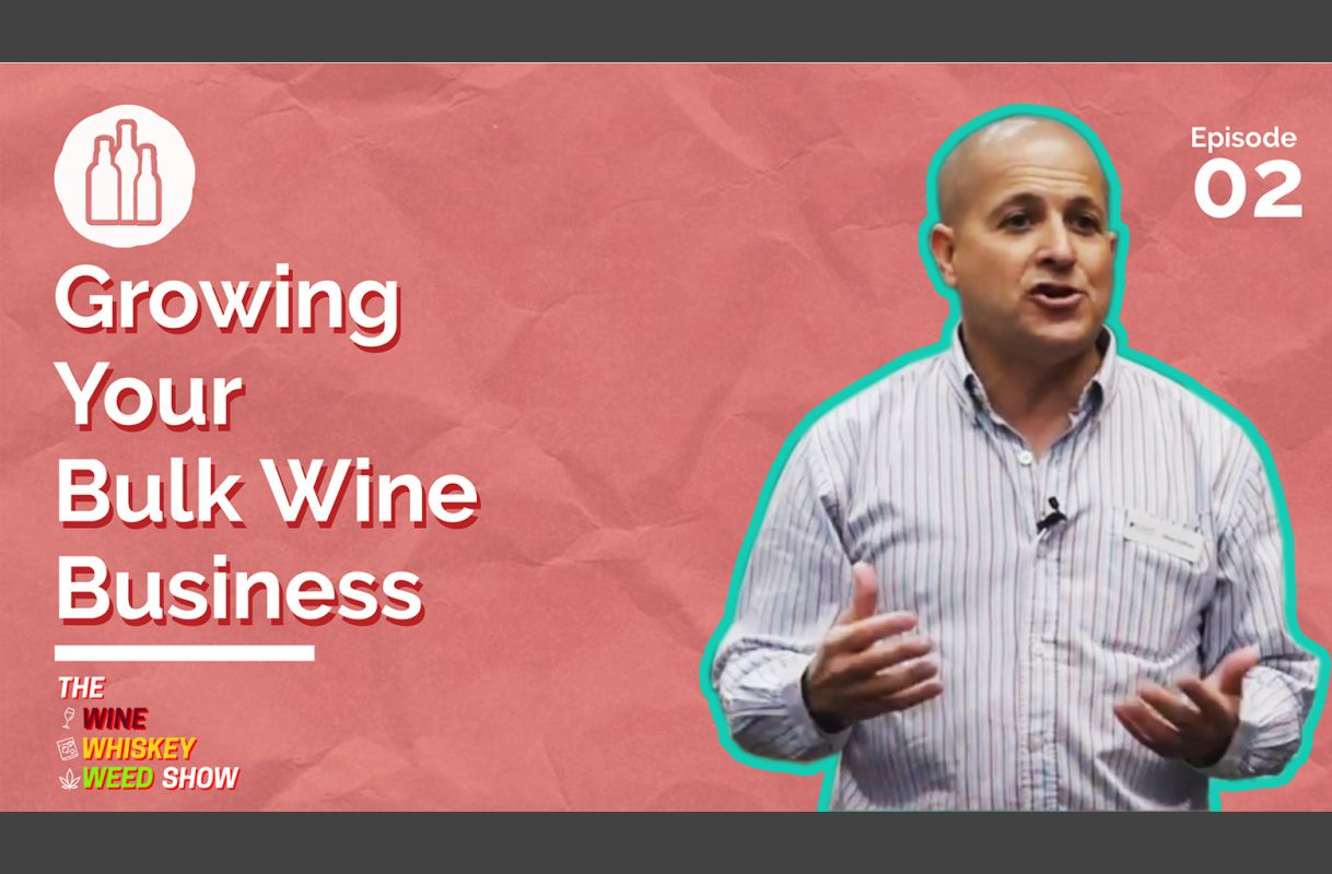 Photo for: Episode 02 : Growing Your Bulk Wine Business - Steve Dorfman