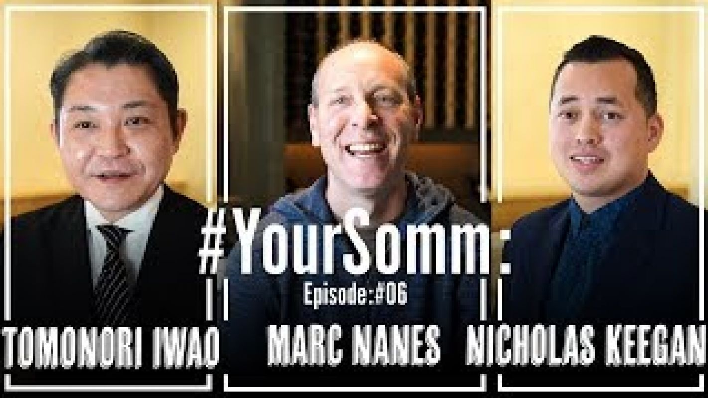 Photo for: #Yoursomms : Meet Marc Nanes - Tomonori Iwao - Nicholas Keegan : Episode#06