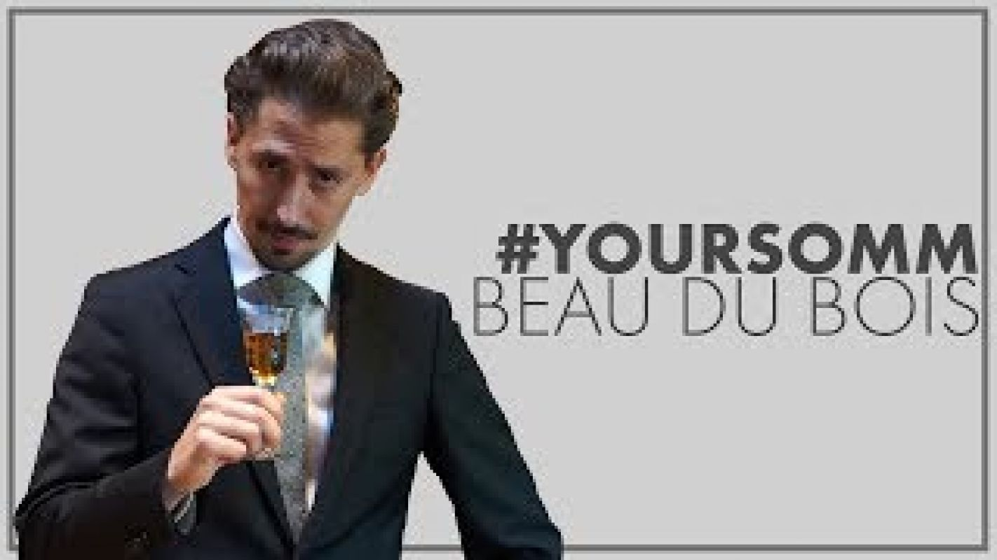 Photo for: #Yoursomms : Meet Beau du Bois (Bar and spirits manager) : Episode#08