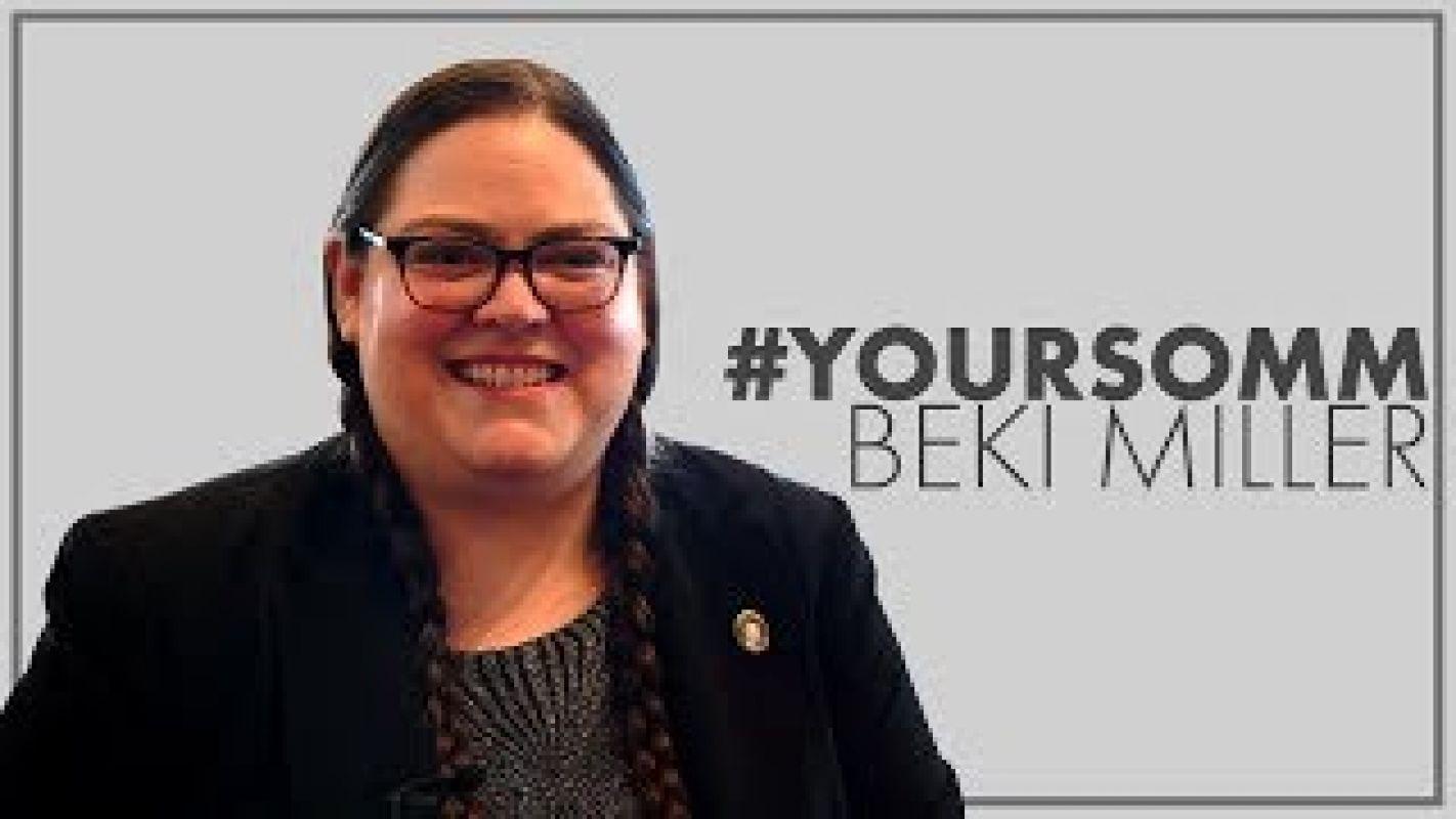 Photo for: #Yoursomms : Meet Beki Miller - Sommelier(La Toque) : Episode#08
