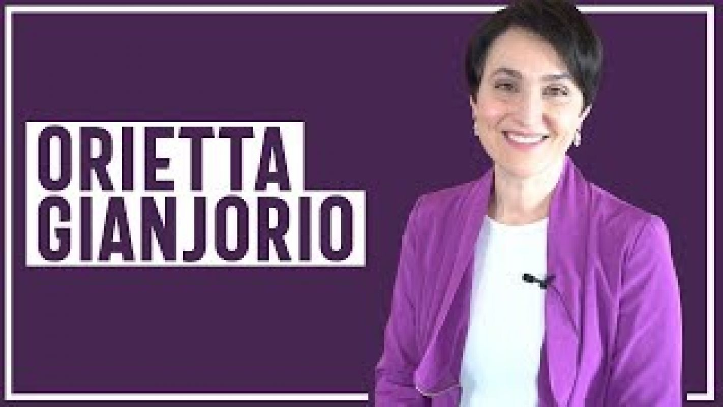 Photo for: #Yoursomms : Meet Orietta Gianjorio - Sommelier - Sensory Evaluation Expert : Episode#09